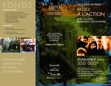350 000$ À L'ACTION - Cdec-rpp.ca