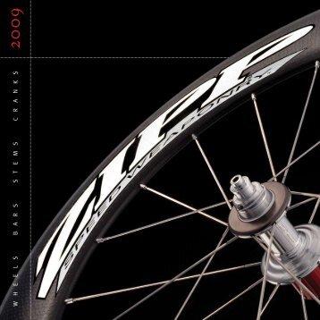 2009 Catalog - Zipp - Speed Weaponry