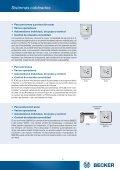 Sistemas a radio - Becker-Automatismos - Page 5