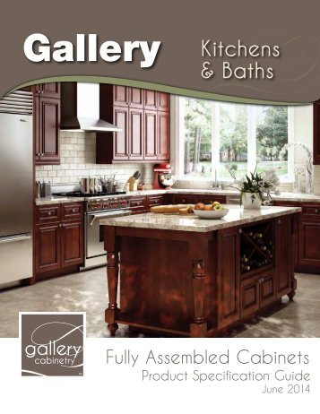 Specification Guide - CLkitchens.com
