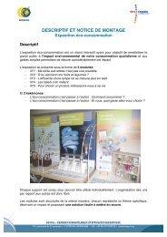 Exposition Eco-consommation - Plan Climat du Pays de Romans