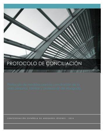 CEAJ_PROTOCOLO MEDIDAS CONCILIACIO