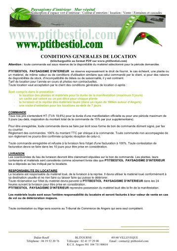 ptitbestiol - Salon Maison bois