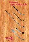 HSS twist drill DIN 338 - Feida Tools Deutschland GmbH - Page 5