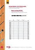 HSS twist drill DIN 338 - Feida Tools Deutschland GmbH - Page 6