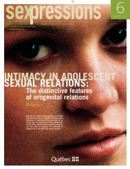 Intimacy in adolescent sexual relations - MSSS/Notice/Copyright ...