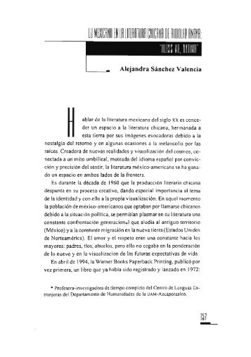 """Bless me Ultima""/ Alejandra Sánchez Valencia - Si necesitas algún ..."
