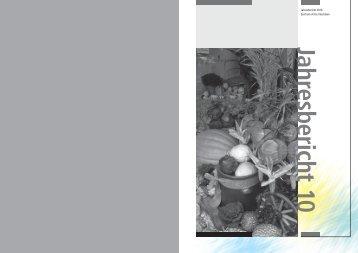 Jahresbericht 2010 (pdf) - Zentrum · Artos Interlaken
