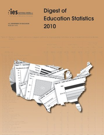 Digest of Education Statistics 2010 April 2011 - National Center for ...