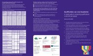 Qualifications Can Cross Boundaries - Scottish Credit and ...