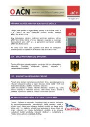 E-letter srpen 2013.pdf - Asociace českých nábytkářů