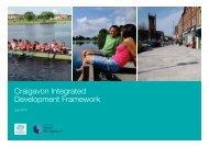 CIDF, Craigavon Integrated Development Framework - E-Craigavon