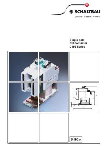C195 Catalogue - Hertford Controls