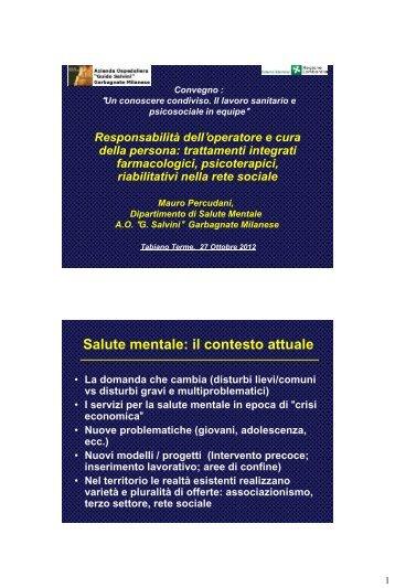 Mauro Percudani - Limesmed.com