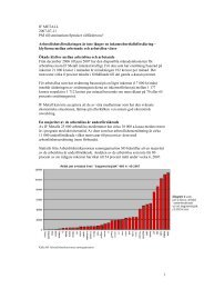 Arbetslöshetsförsäkringen är inte längre en ... - IF Metall
