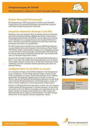 Datenblatt Virtuelles Kraftwerk zum Download - Berliner NetzwerkE