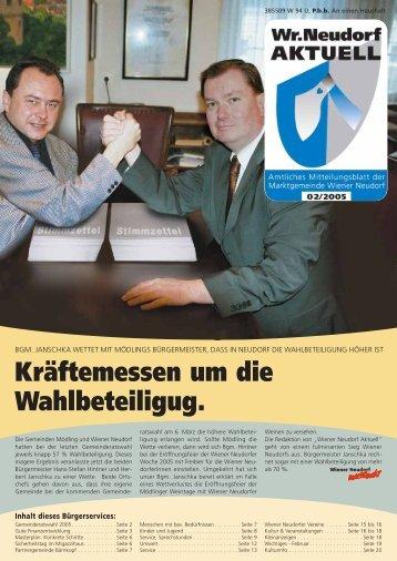 Wiener-Neudorf - RiSKommunal