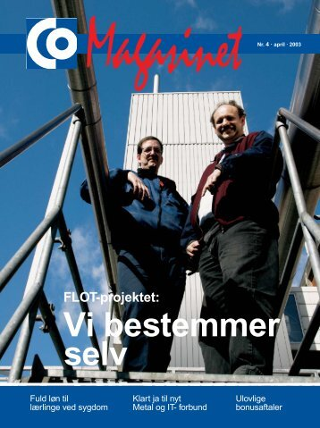 FLOT-projektet: - CO-industri