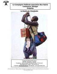 Dossier du spectacle - La Semaine de la solidarité internationale