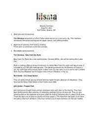 Aug 2012 - New York Invasive Species Information