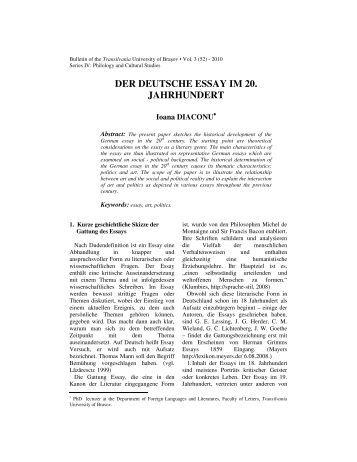Essay schreiben deutsch abitur tipps procedure