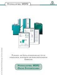 Hydraulikfibel Dachs - Senertec-service.de