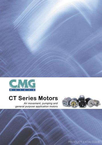 View CT series catalogue - Bertda Services