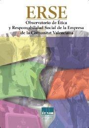 ERSE'06 Observatorio de Ética y ... - Fundación Étnor
