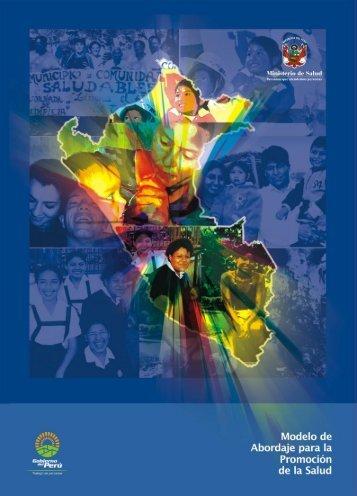Modelo de abordaje de promoción de la salud en el Perú.pdf - codajic