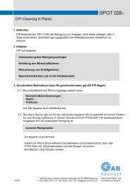 SPOT 028/1 - GAB Neumann Gmbh