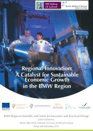 Regional Innovation: A Catalyst for Sustainable ... - Conference.ie