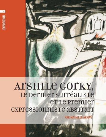 Arshile Gorky, - Art Absolument