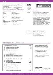 Misset Horeca A4_Opmaak 1 - Adverteren bij Reed Business.nl