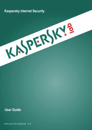 English (USA/Canada) - Kaspersky Lab