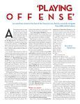 'Playing Offense' - Robert W. Baird - Page 2