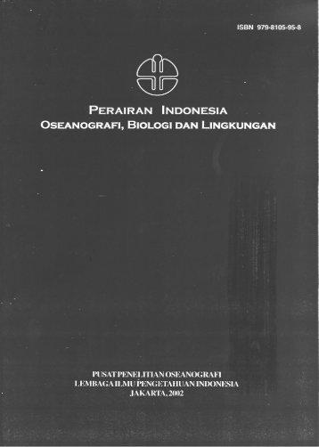 PERAIRAN INDONESIA - coremap