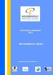 here. - Indooroopilly State High School - Education Queensland