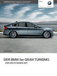 DER BMW 5er GRAN TURISMO. - 7-Forum