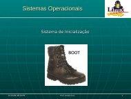 Linux - Servidor de Redes e Monitoramento - Gerds