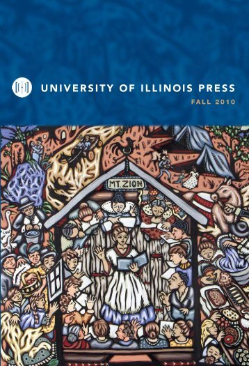 Fall 2010 - University of Illinois Press