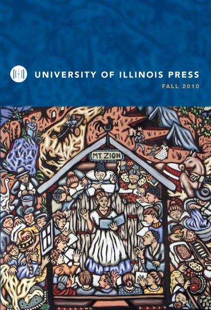 Fall 2010 - University of Illinois Press