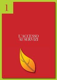 1. Accesso ai servizi - Comune di Finale Ligure