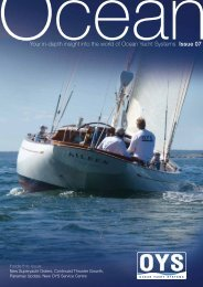 Issue 07 - Ocean Yacht Systems