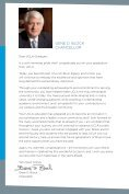 2012 Commencement Book - UCLA School of Nursing - Page 6