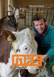 Jaarverslag 2010 - MEE Zuidoost Brabant