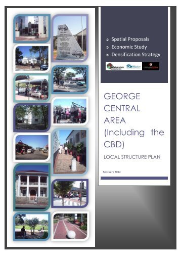 draft CBD structure plan volume i - George Municipality