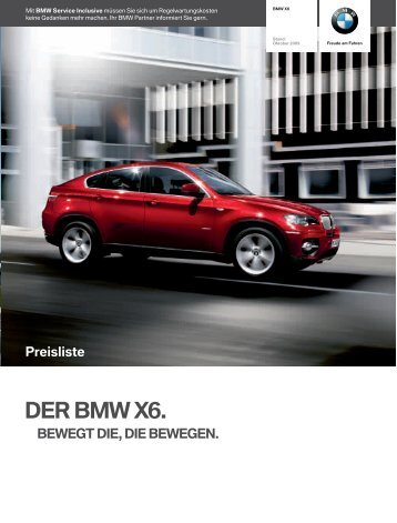DER BMW X6. - 7-Forum