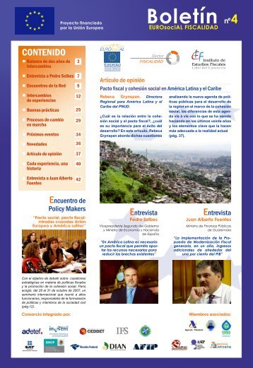 Junio 2008 - Sector Fiscalidad