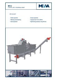 Combi unit in stainless steel - Stone Food Machinery