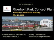 Riverfront Park Concept Plan - Quad-Cities Online